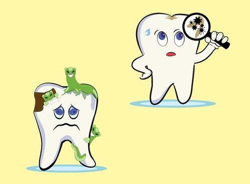 bị viêm chân răng 3